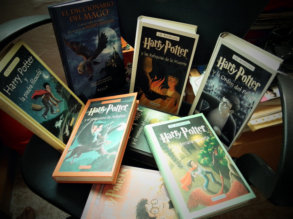 Ultimo Libro Harry Potter Harry Potter Y La Publicidad Btl Marketing En