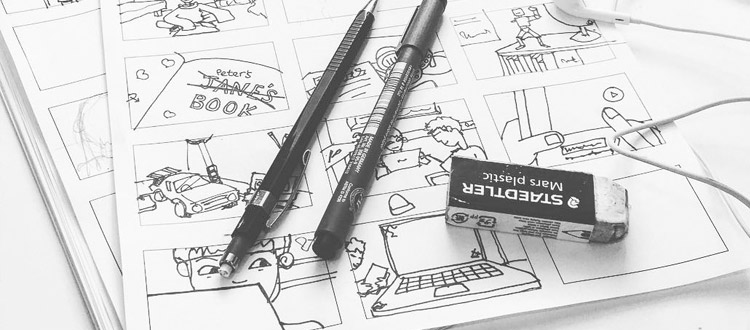 What is a Storyboard Artist? - what is storyboard