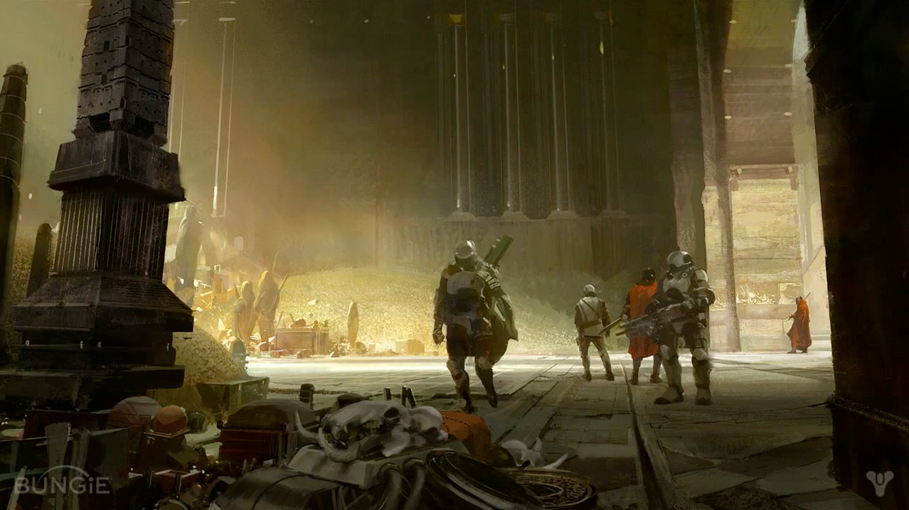 Desktop Wallpaper Pinterest Fall Bungie Reveals More Concept Art At Destiny Panel Gdc