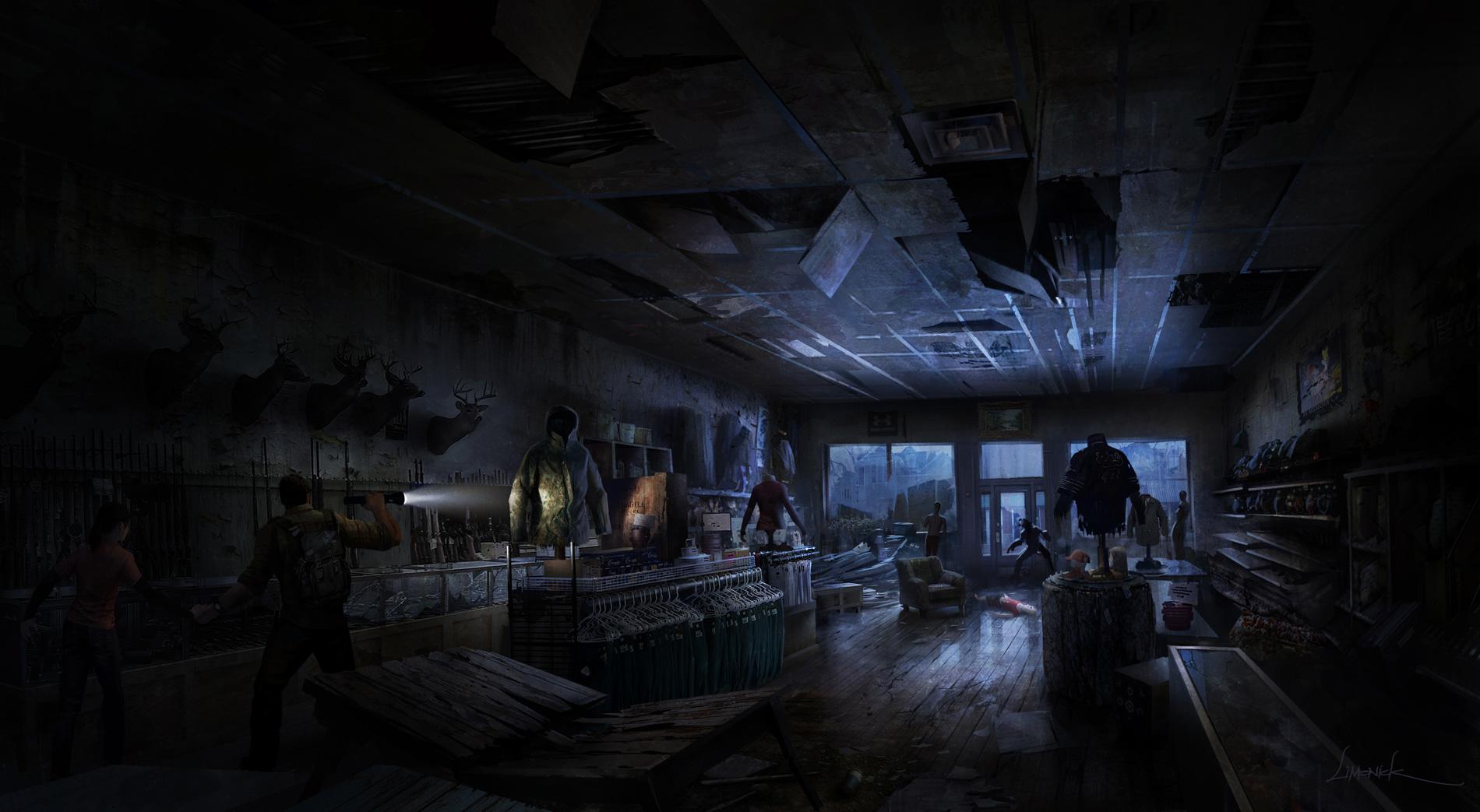 Metro 2033 Wallpaper Hd The Last Of Us Concept Art Concept Art World