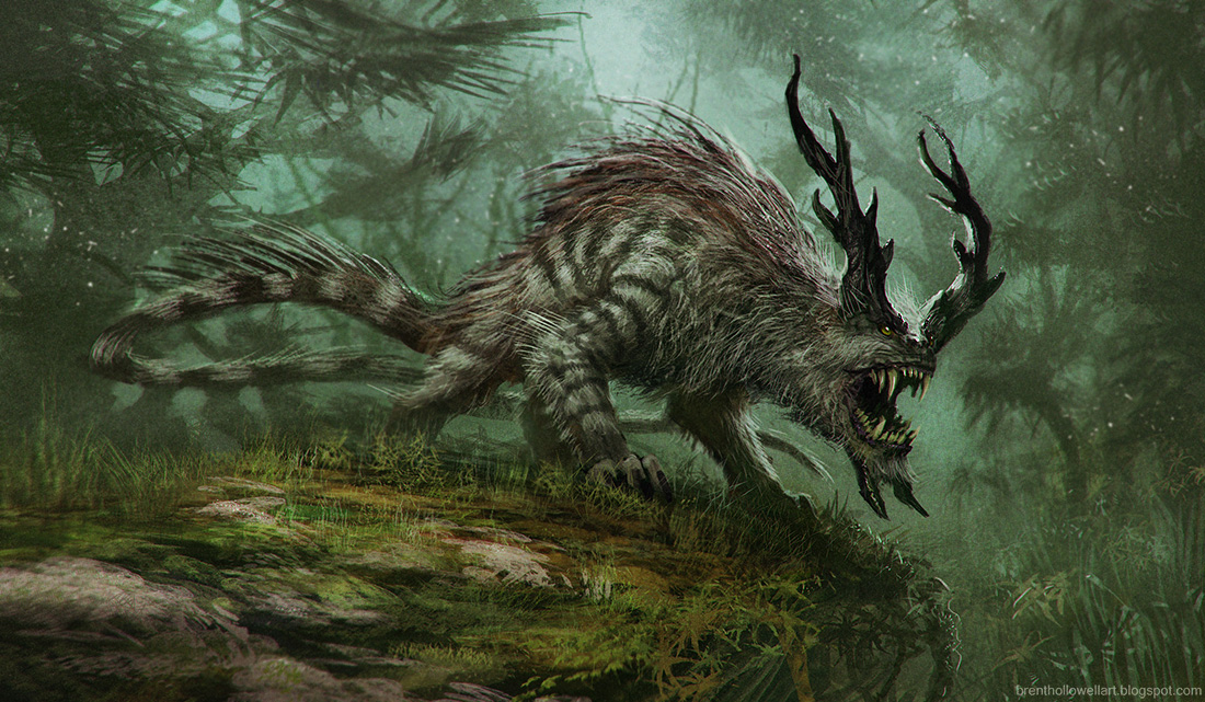 Animal Wild Wallpaper Hd 3d Brent Hollowell Concept Art World