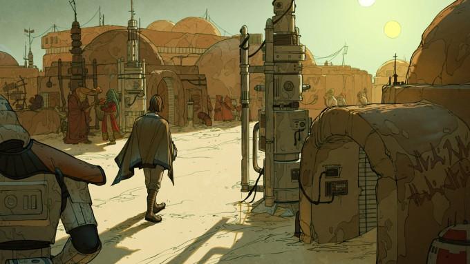 La La Land Hd Wallpaper Star Wars Concept Art And Illustrations Ii Concept Art World