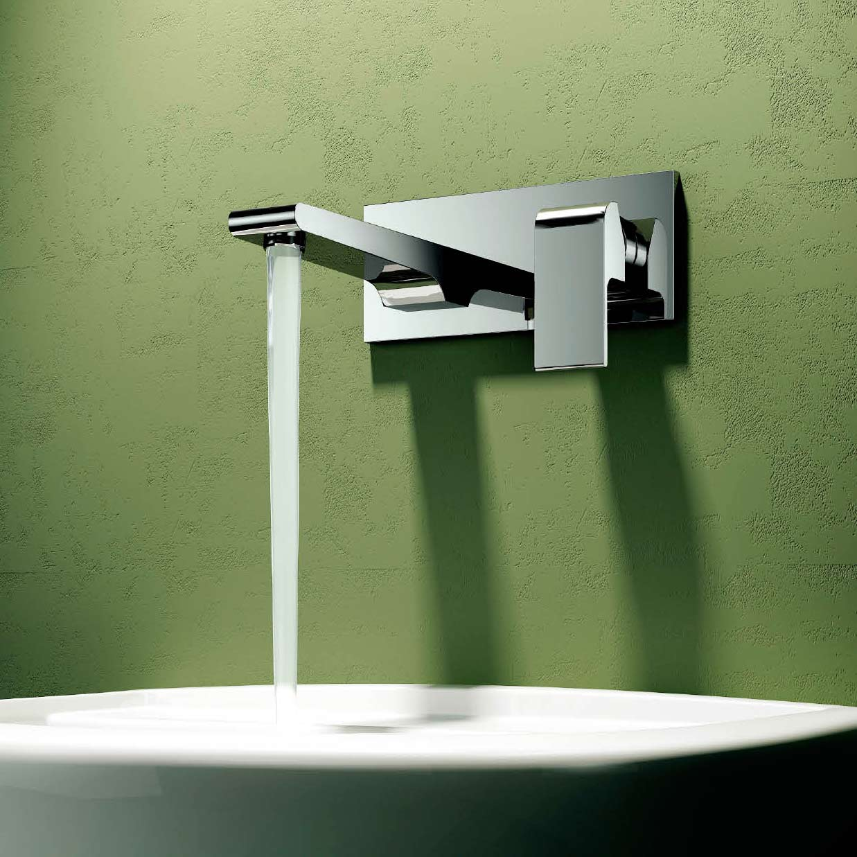 Kraan Monteren Old Fashioned Wall Faucet Photos Custom Bathtubs
