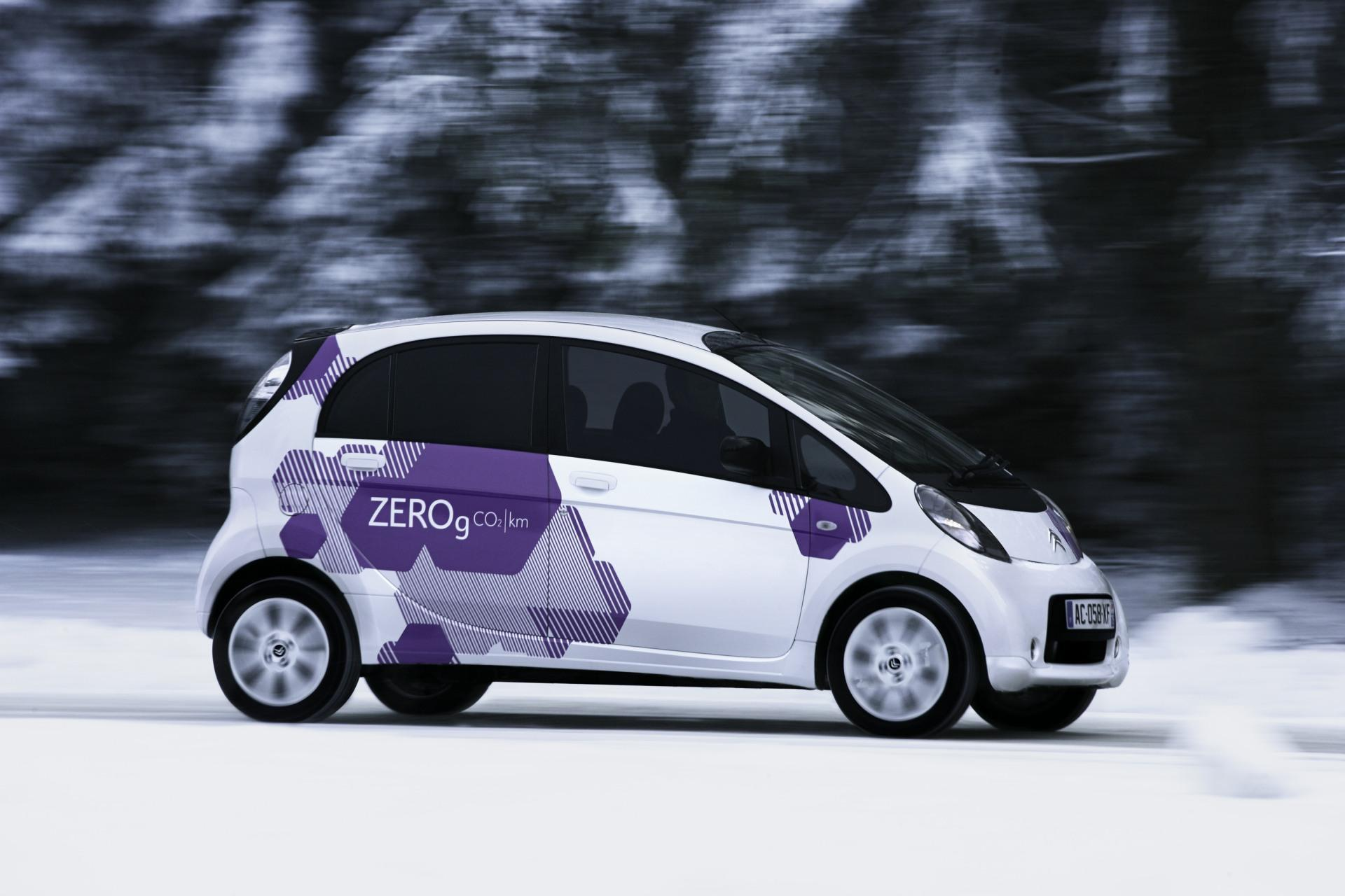 Electric Cars Information 2009 Citroen C Zero News And Information Conceptcarz