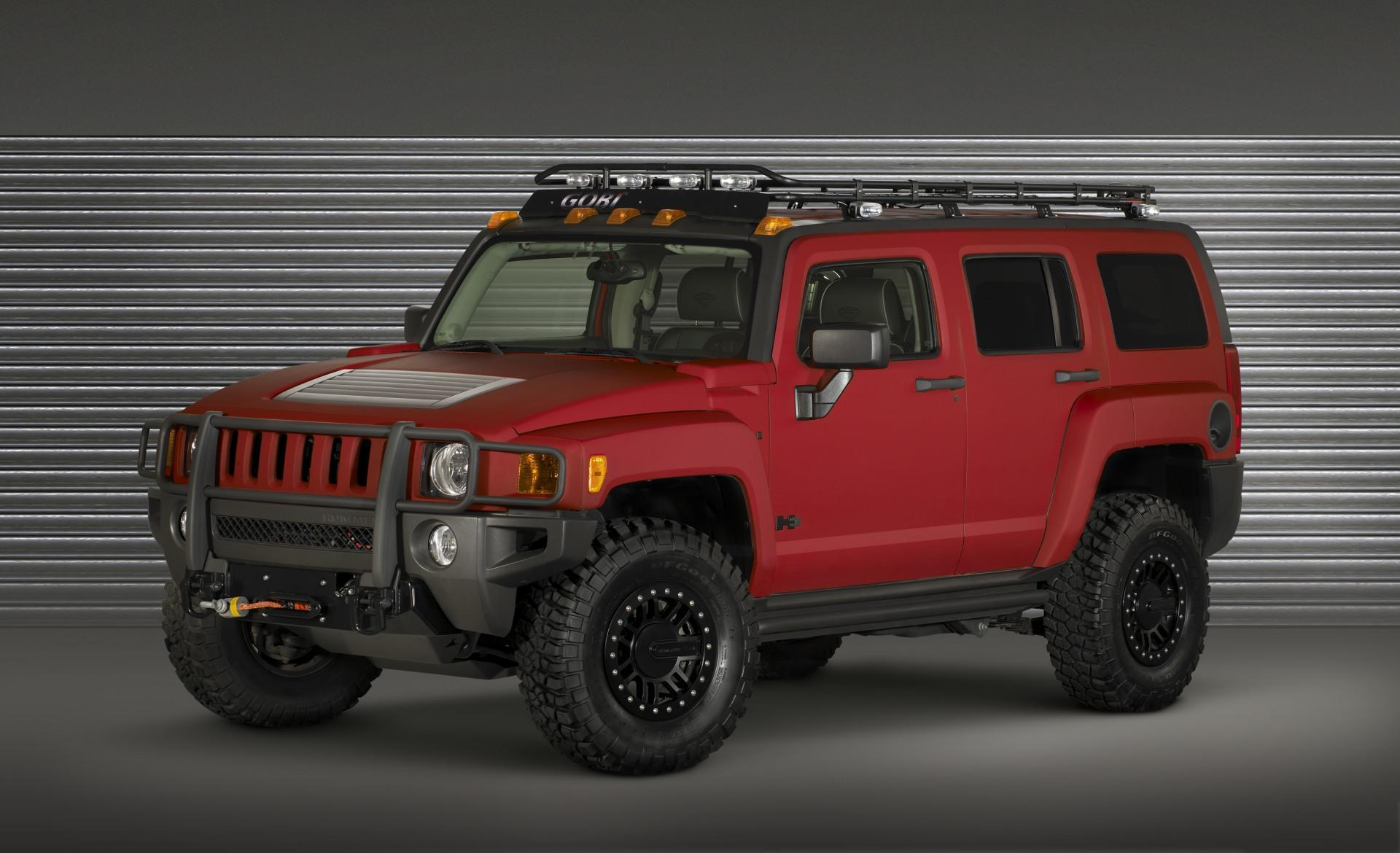 Car Manufacturers By Sales 2009 Hummer H3 Alpha Four Wheeler Project Trailhugger