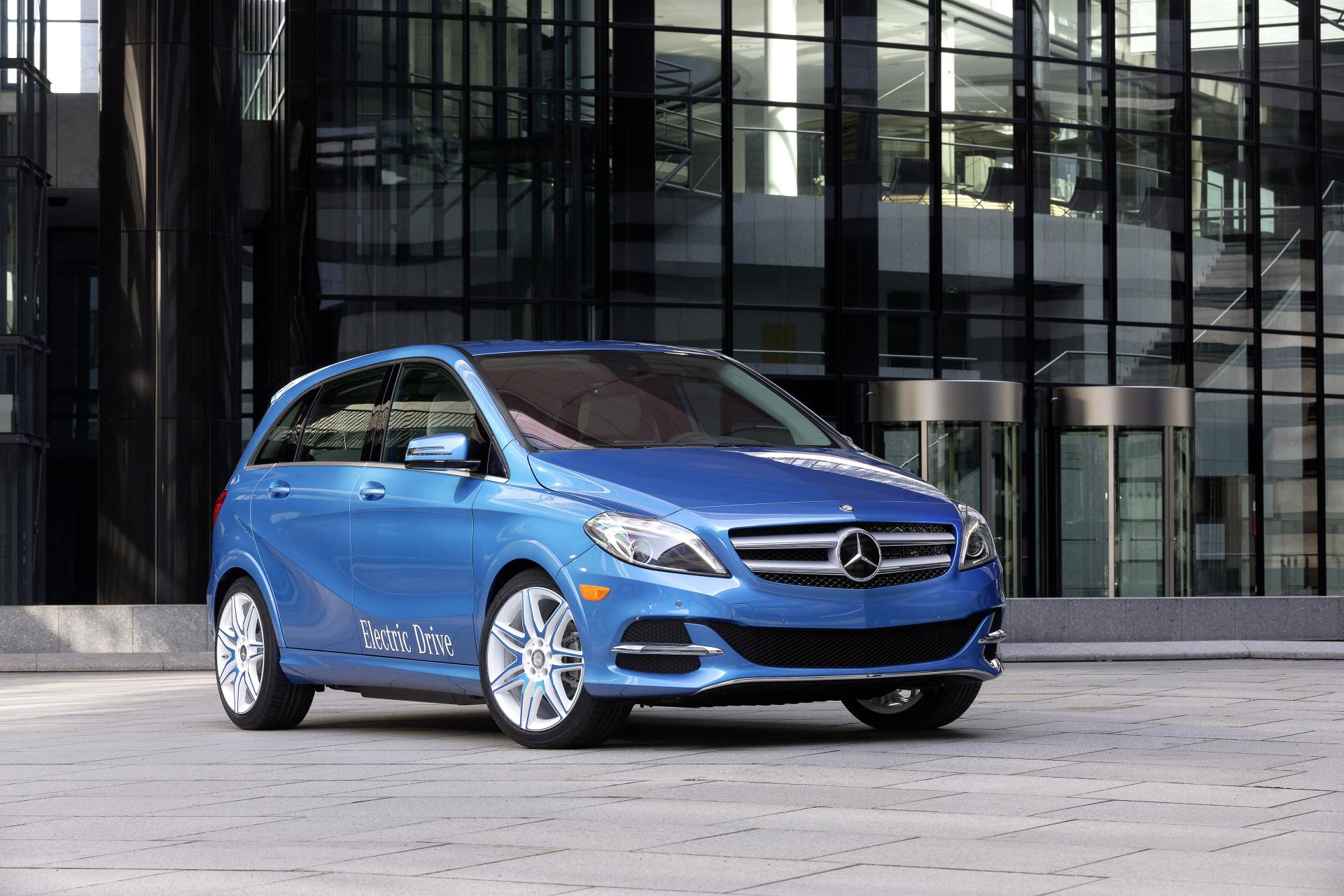 Electric Cars Information 2014 Mercedes Benz B Class Electric Drive News And Information