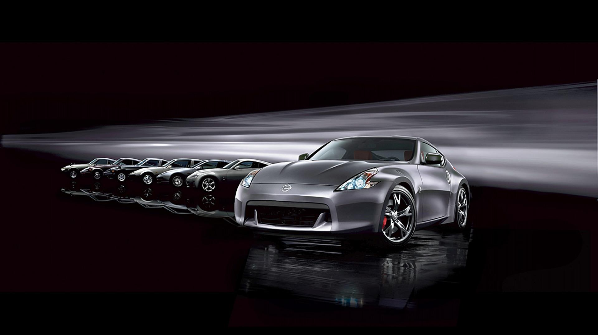 Car Manufacturers With D 2010 Nissan 370z 40th Anniversary News And Information