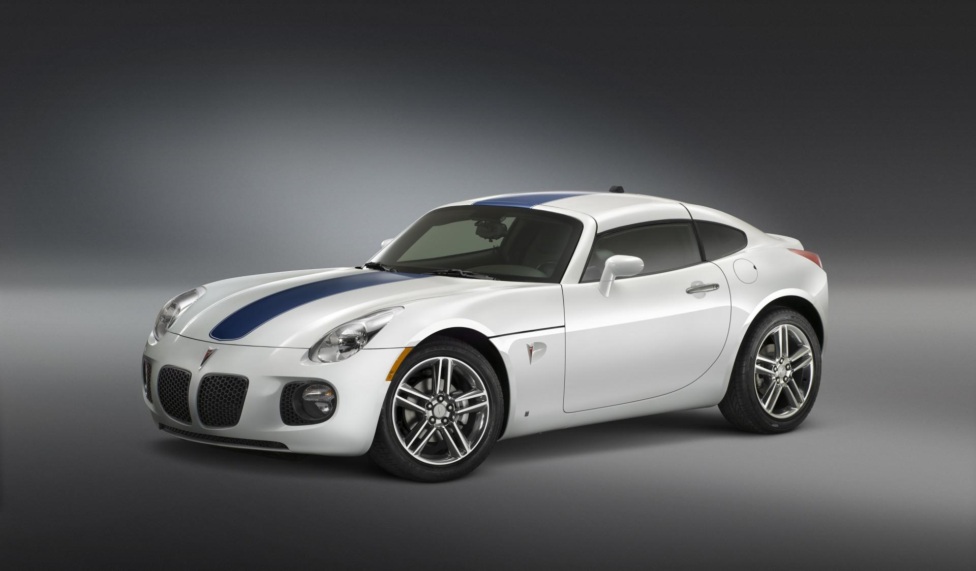 Car Manufacturers Sales 2018 2009 Pontiac Solstice Gxp Coupe Concept News And Information