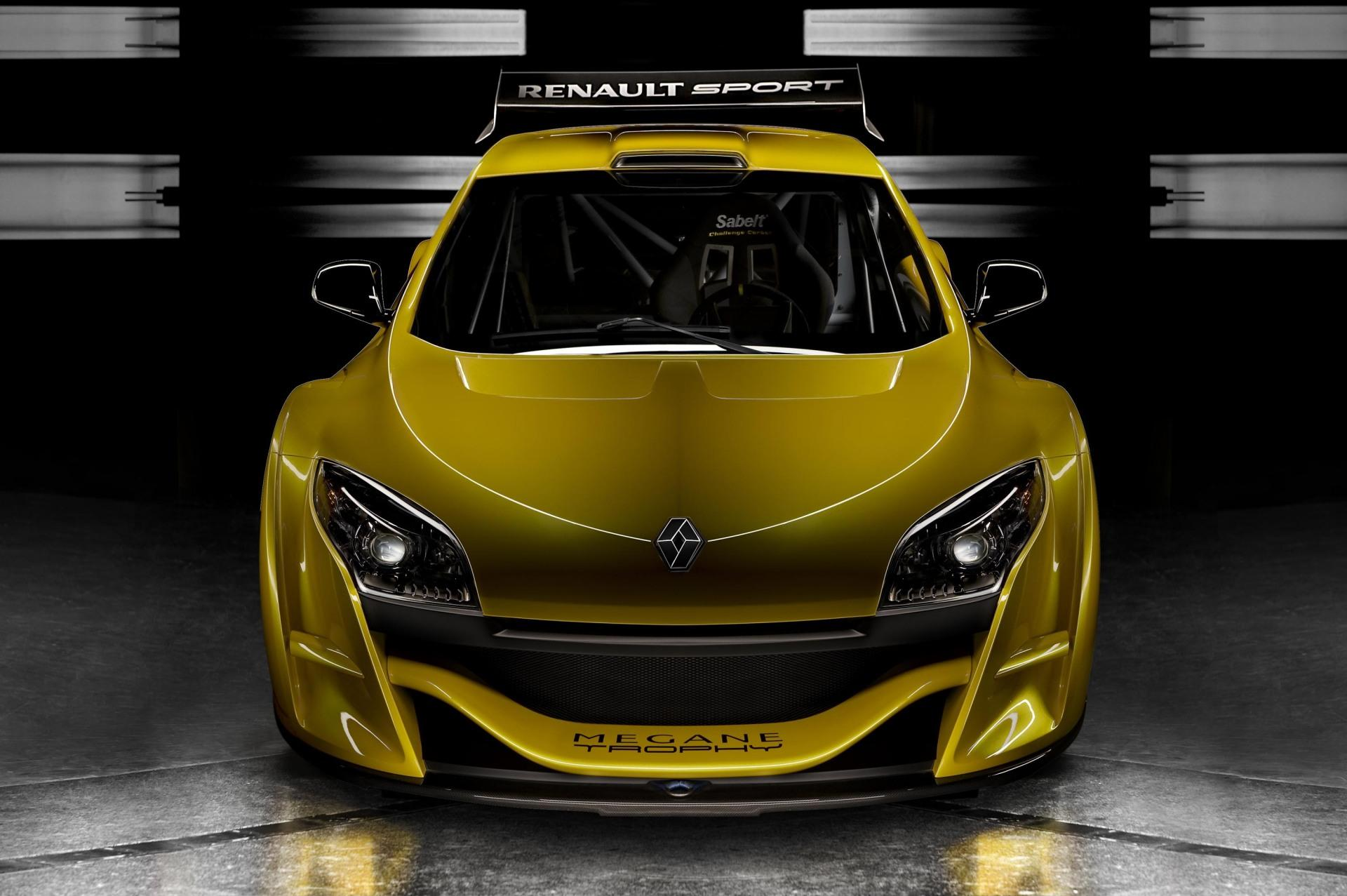 F1 Race 2009 Renault Megane Trophy News And Information, Research