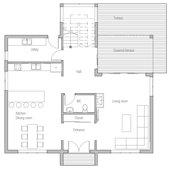 home plan ch house plan small affordable house plans affordable build home plans