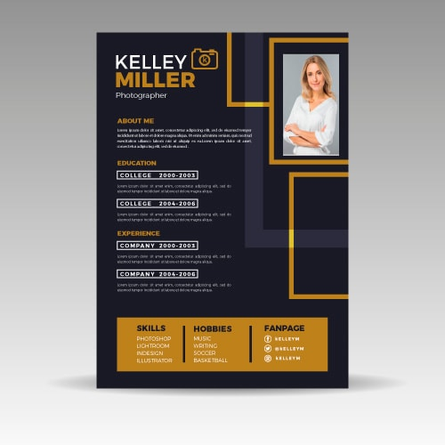 creation de cv personnalise gratuit