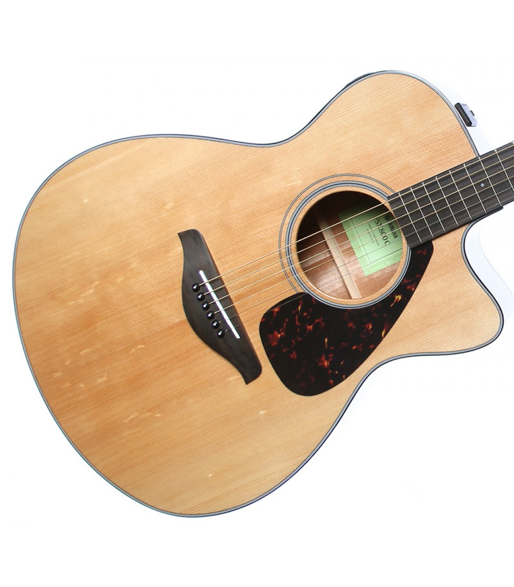 Acoustic Yamaha Yamaha Fsx800c Acoustic Guitar Natural