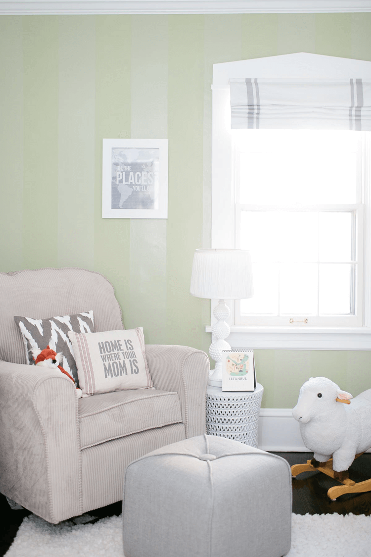 White Sage Paint A Modern Nursery With Sage Green Paint And White Trim Concepts
