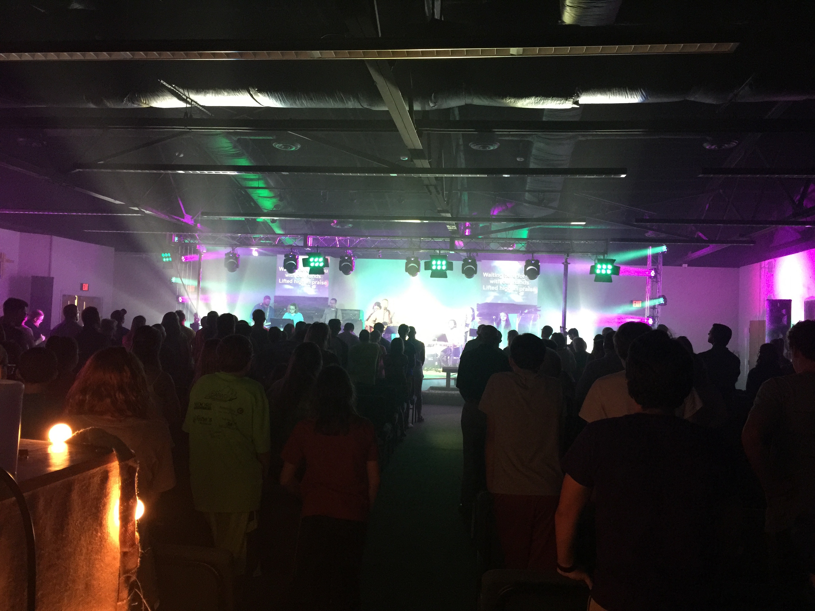 Shop Lighting Fixtures Led Night Of Worship Stage Lighting Owensboro, Ky | Concept