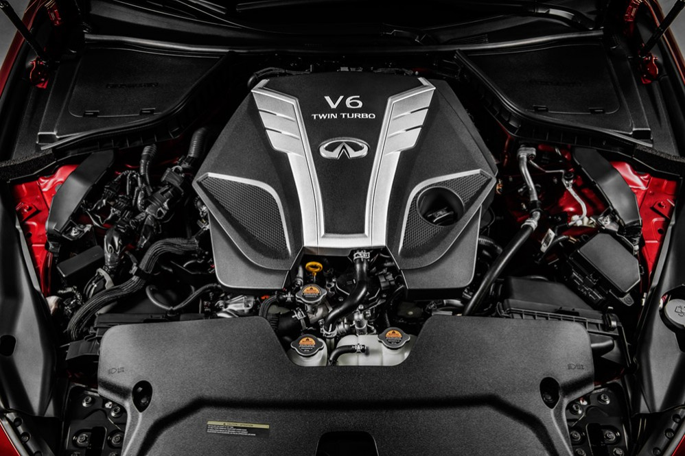 The VR30DDTT Nissan\u0027s new Twin Turbo Engine! \u2013 Concept Z