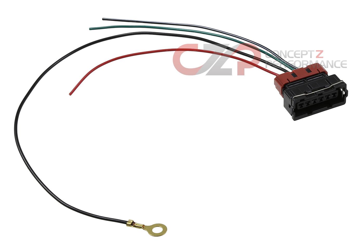 wiring diagram for m air flow sensor