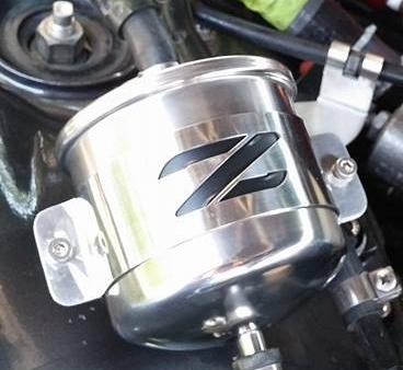 ZSpec Design Stainless Steel Fuel Filter Bracket Kit - Nissan 300ZX