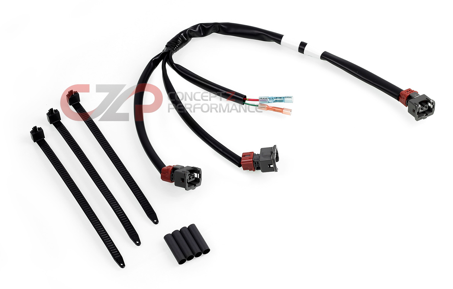 300zx fuel injector wiring harness