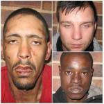 buss robbery suspects escaped