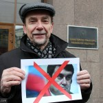 CCS Protests the Beating of Activist and Physicist in Moscow