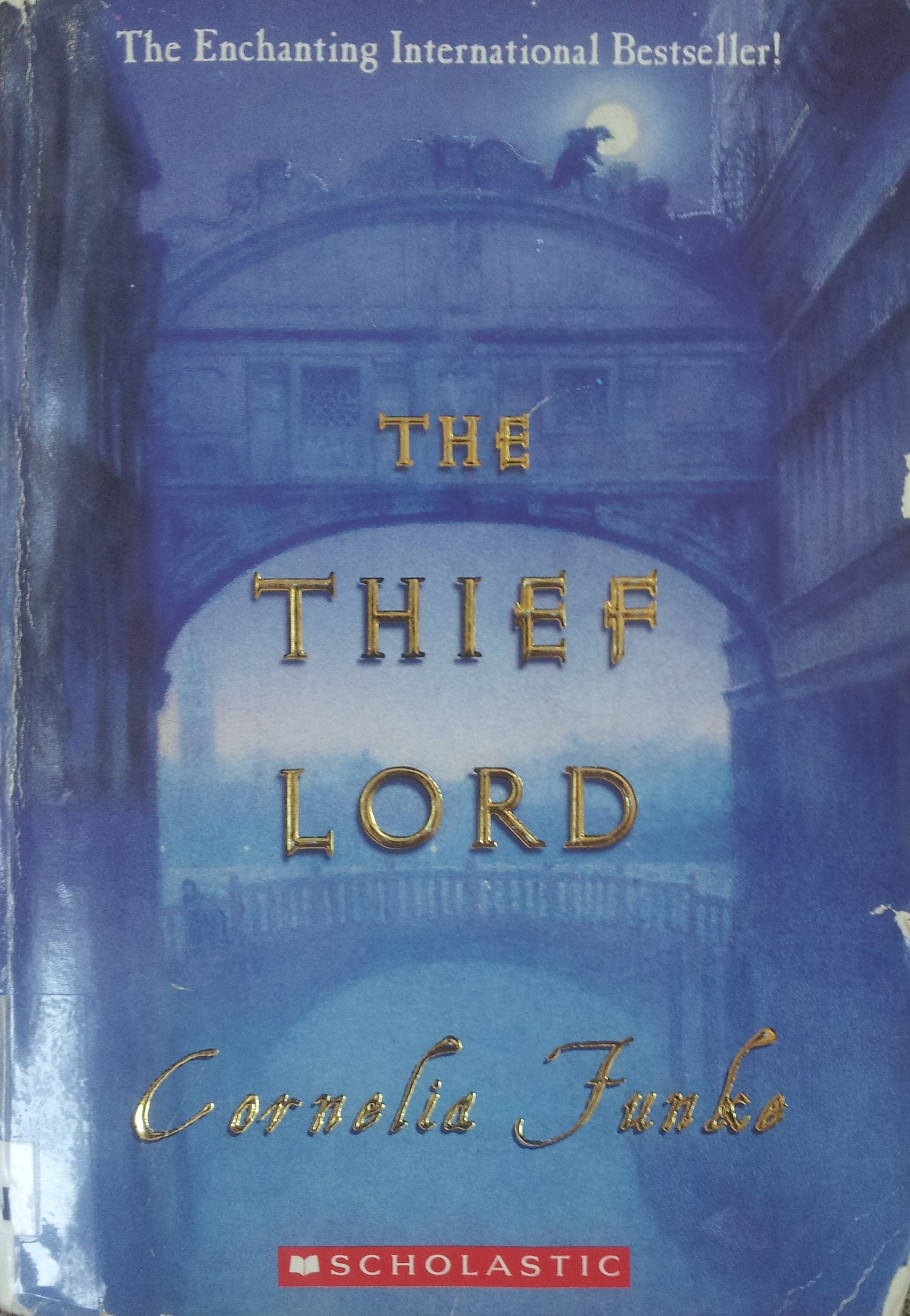 Cornelia Funke Libros Quick Book Review The Thief Lord By Cornelia Funke Concerning