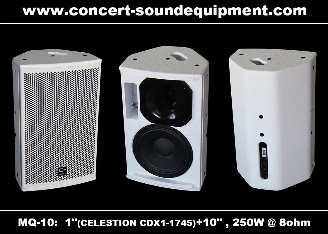 Speaker Equipment Pro Sound Dj Equipment 1