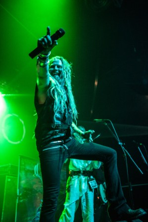 Photos | Korpiklaani with Tyr @ The Rickshaw Theatre   September 9th 2012 Concert Addicts