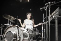 Photos | Matt & Kim @ The Commodore Ballroom   October 28th 2012 Concert Addicts