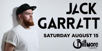 Jack Garratt - Aug 15 - Biltmore cabaret - Vancouver