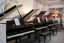 pianos de concert