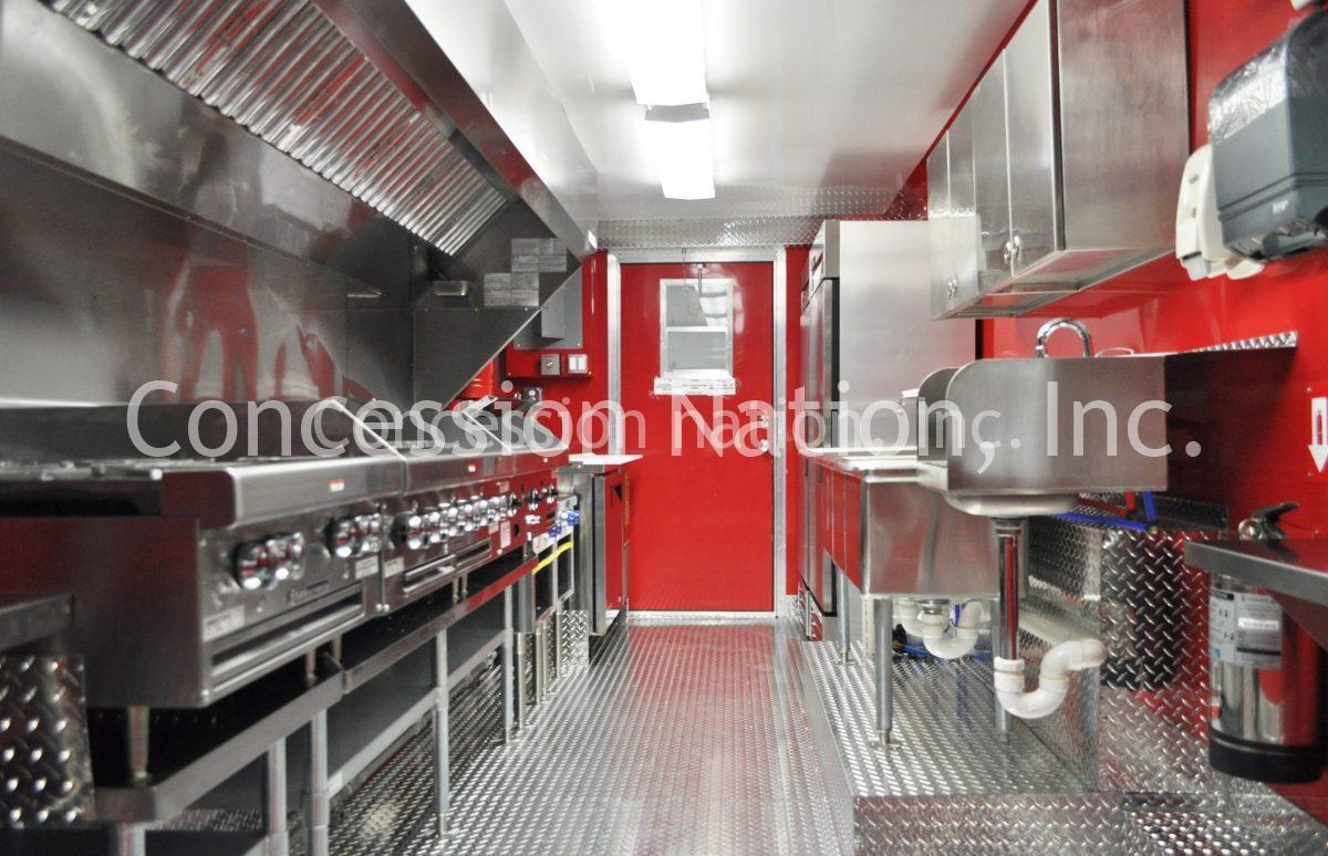 Japanese Cuisine Food Truck Asian Food Trucks Food Trailers For Sale Concession Nation