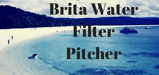 Brita Water Filter Pitchers