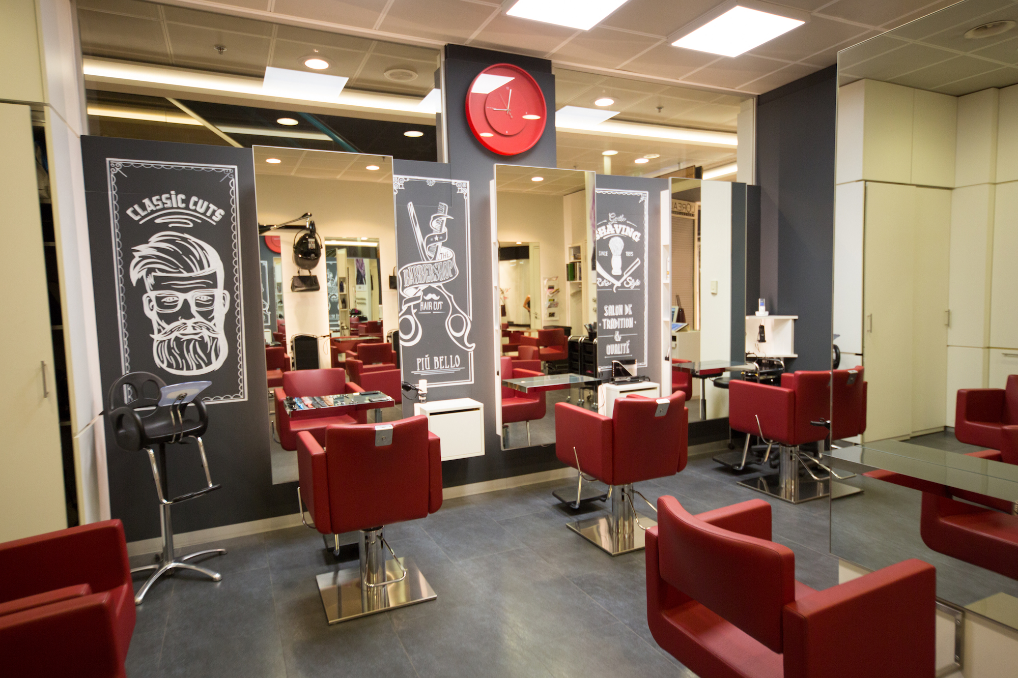 Salon De Coiffure Dessange Dessange City Concorde Shopping Center