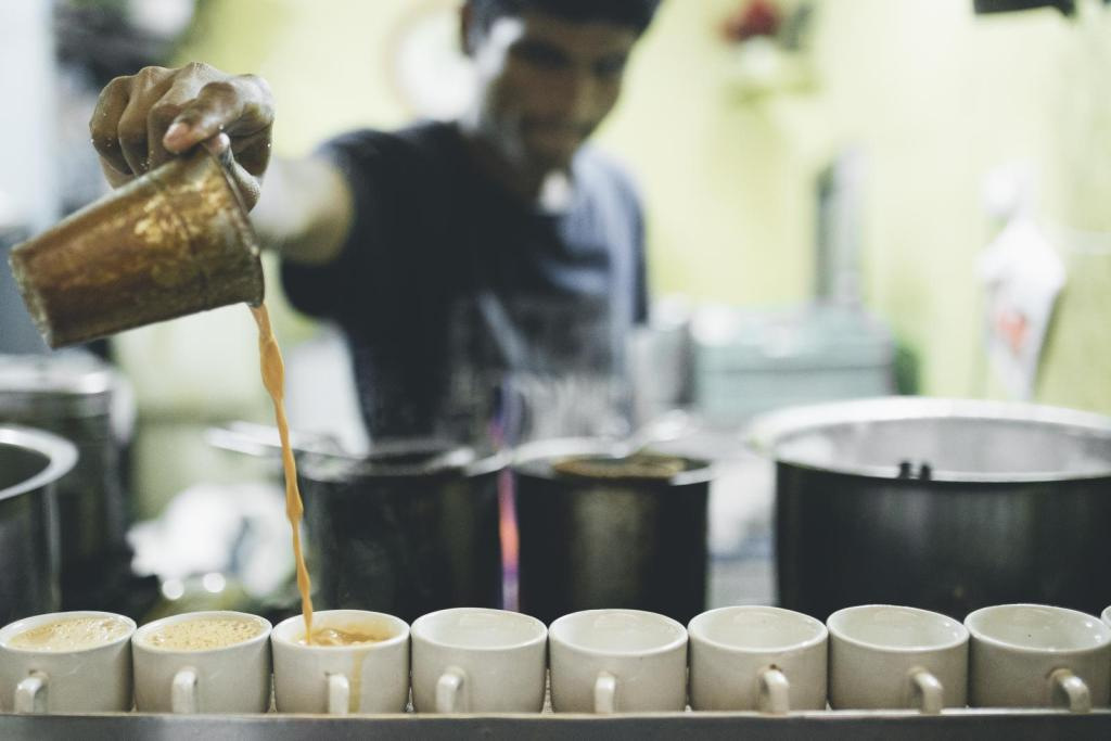 Tea Stall, Erramanzil