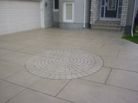 Concrete Patio Finishes
