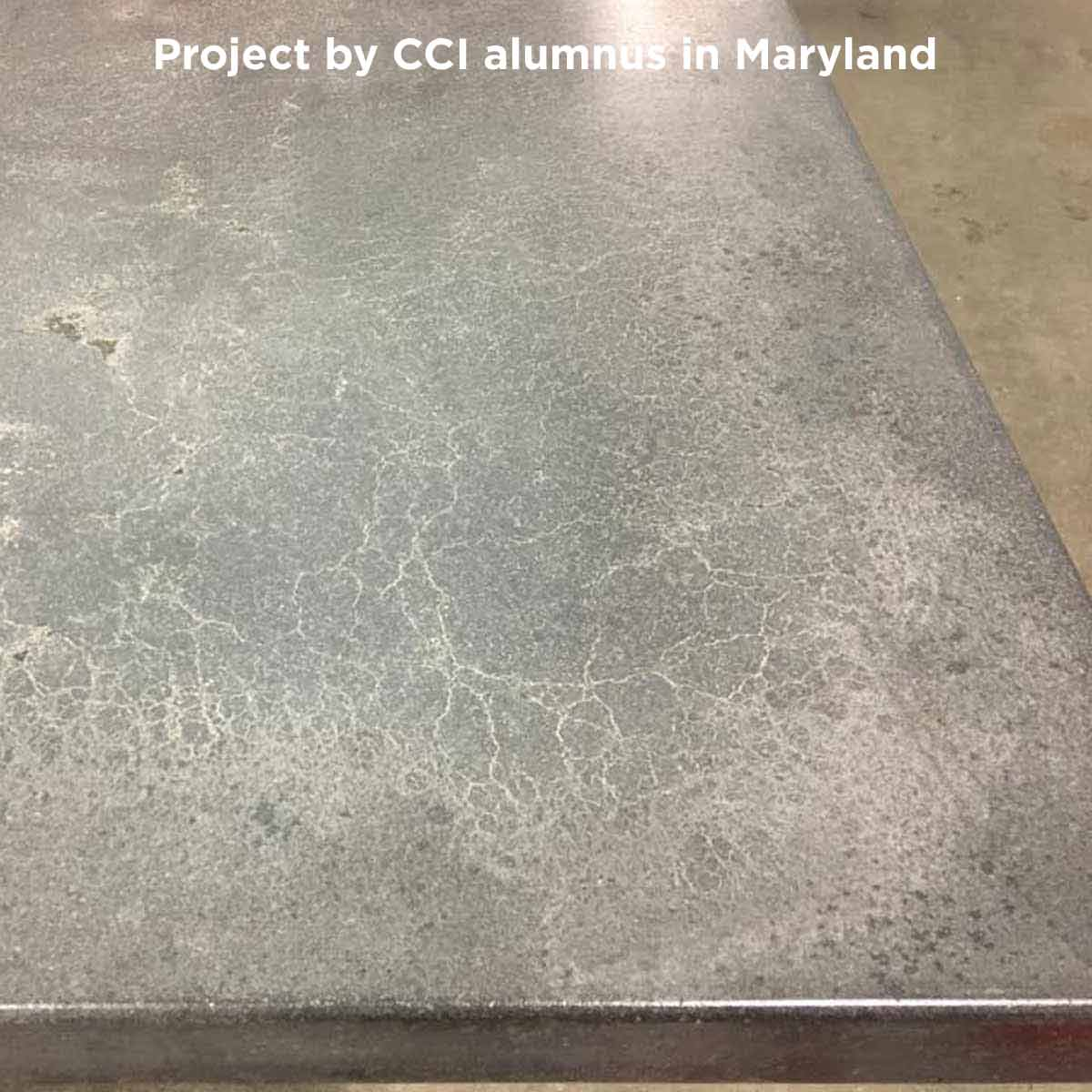 Omega Concrete Countertop Sealer Concrete Countertop Institute