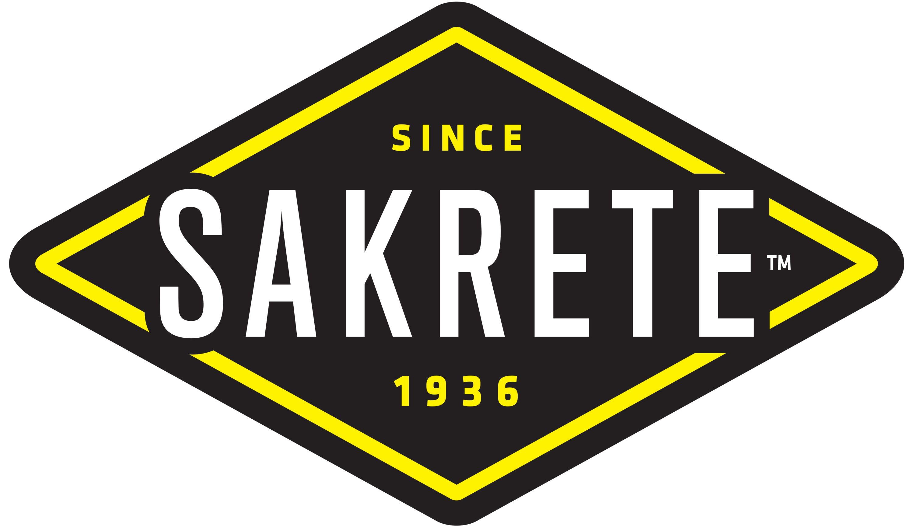 Sakrete Celebrates 80 Years As Pioneering Bagged Concrete Brand With Refreshed Identity Concrete Decor