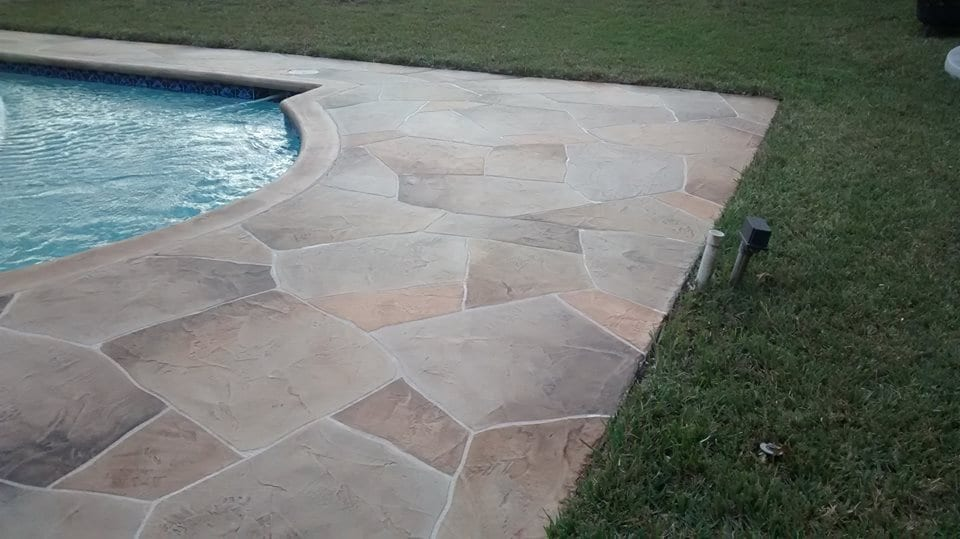 concrete design and stamping west palm beach concrete