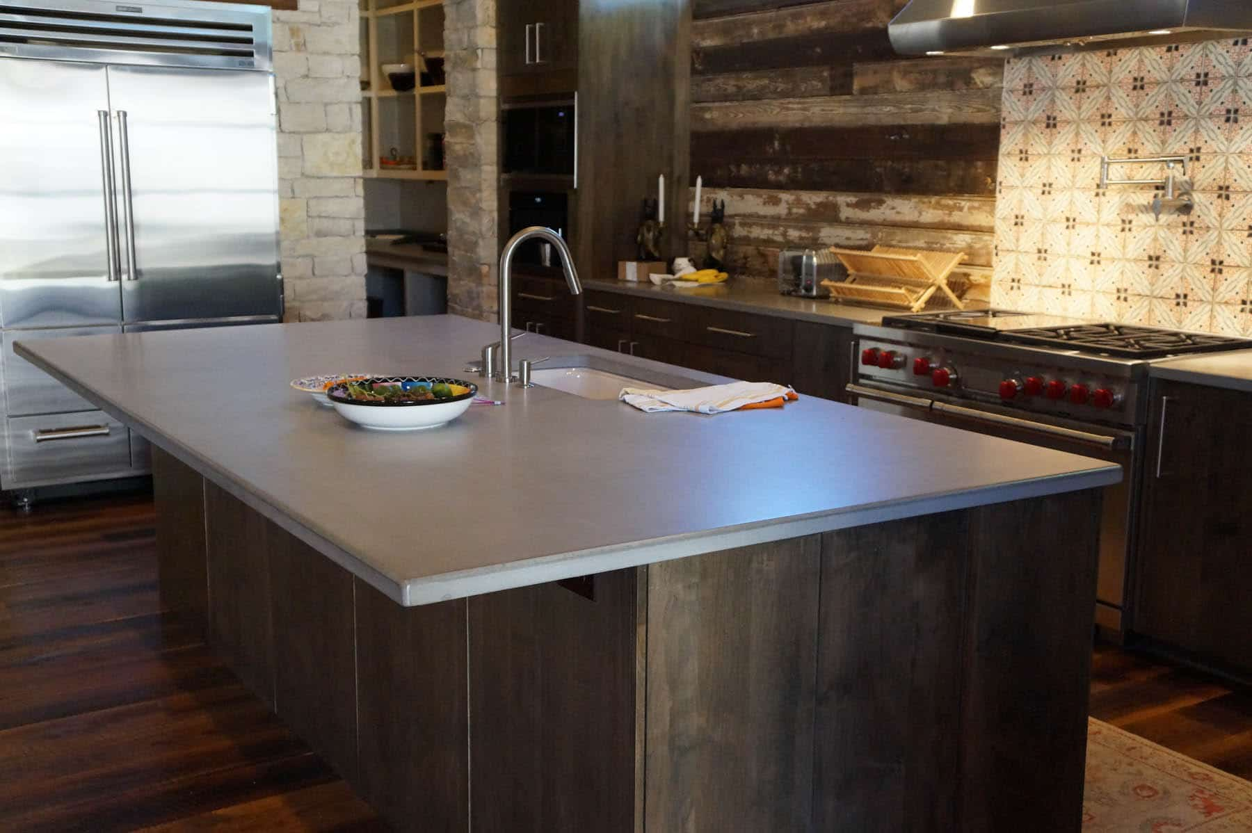 Concrete Countertop Manufacturers Home Concrete In Disguise