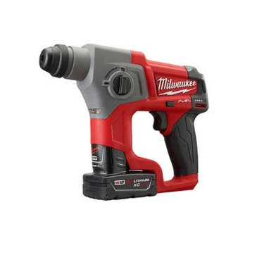 Milwaukee M12 Fuel Rotary Hammer Review – Is This A Joke?