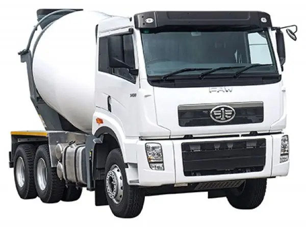 Faw Vehicle Manufacturers South Africa New Look Faw Same Reliable Performance Concrete Trends