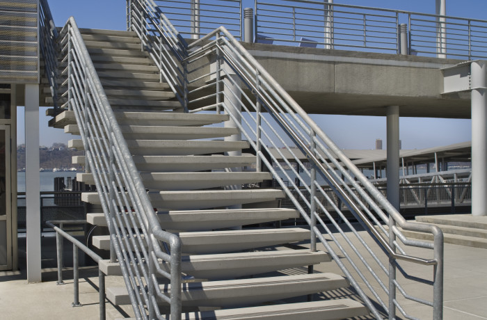 Concrete Stair Treads Concreteworks East