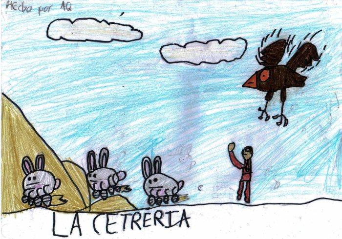 Alvaro Quindos - Cazando conejos blancos