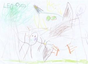 Leo Rico Ruiz (3 años)
