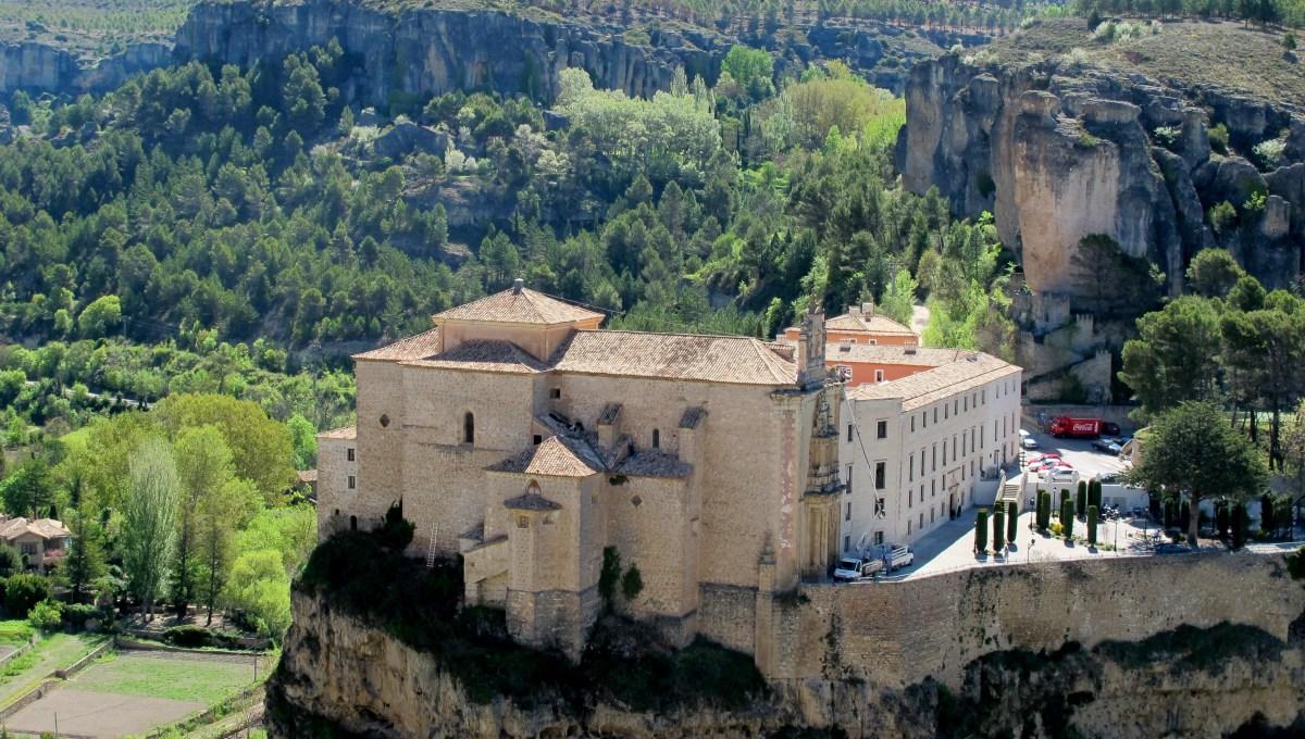 Visitamos el Parador de Cuenca