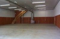 Pole Barn Interior Finishes - Conestoga Buildings