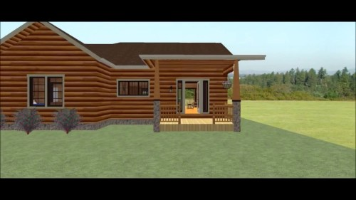 Medium Of Conestoga Log Cabins