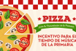 Pizza para la Presentación de la Primaria