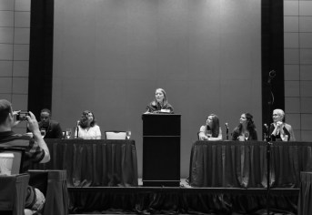 author panel at hippocamp 2015