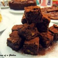 Choc Chunk Brownies